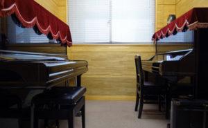 久留米 教室 山田音楽教室 教室2 フルート ピアノ 教室 レッスン