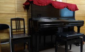 教室3 久留米 音楽 山田 音楽 教室 フルート ピアノ 習い事