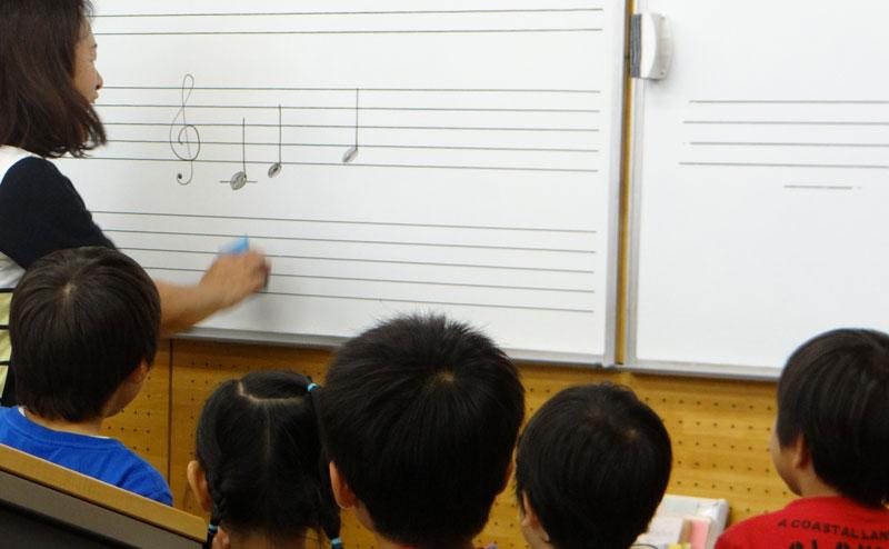 音楽 教室 レッスン 風景 ピアノ 習い事 子供 幼児 3歳 4歳 5歳 6歳 体験 あり